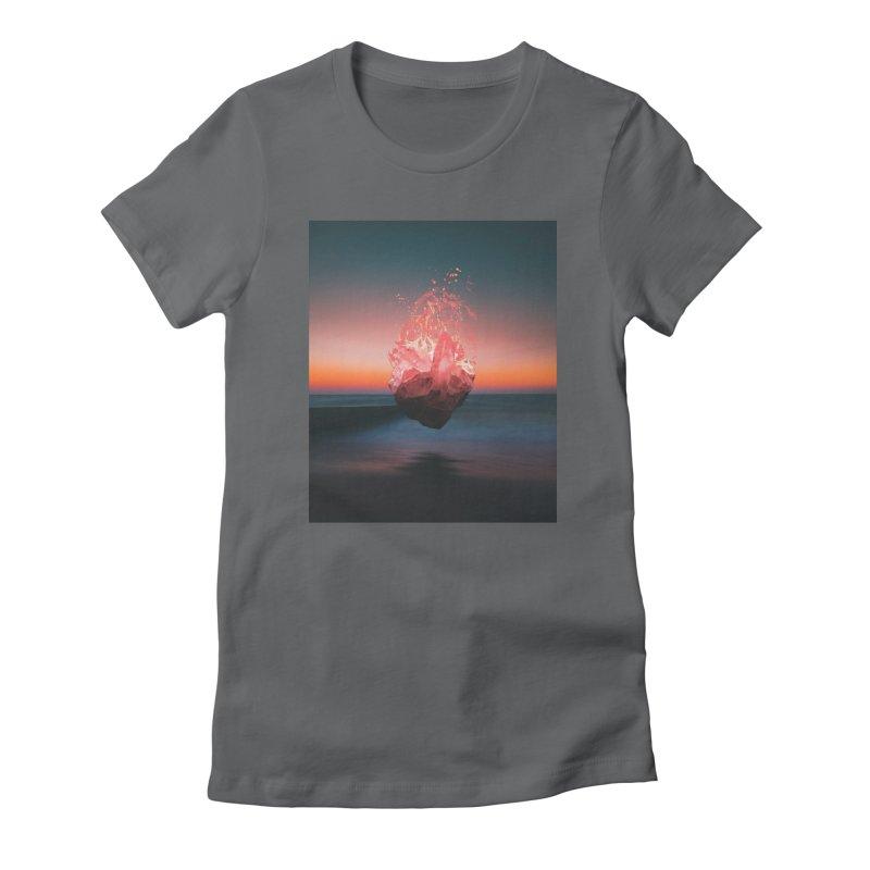Fabian's Heart Women's T-Shirt by Lumi