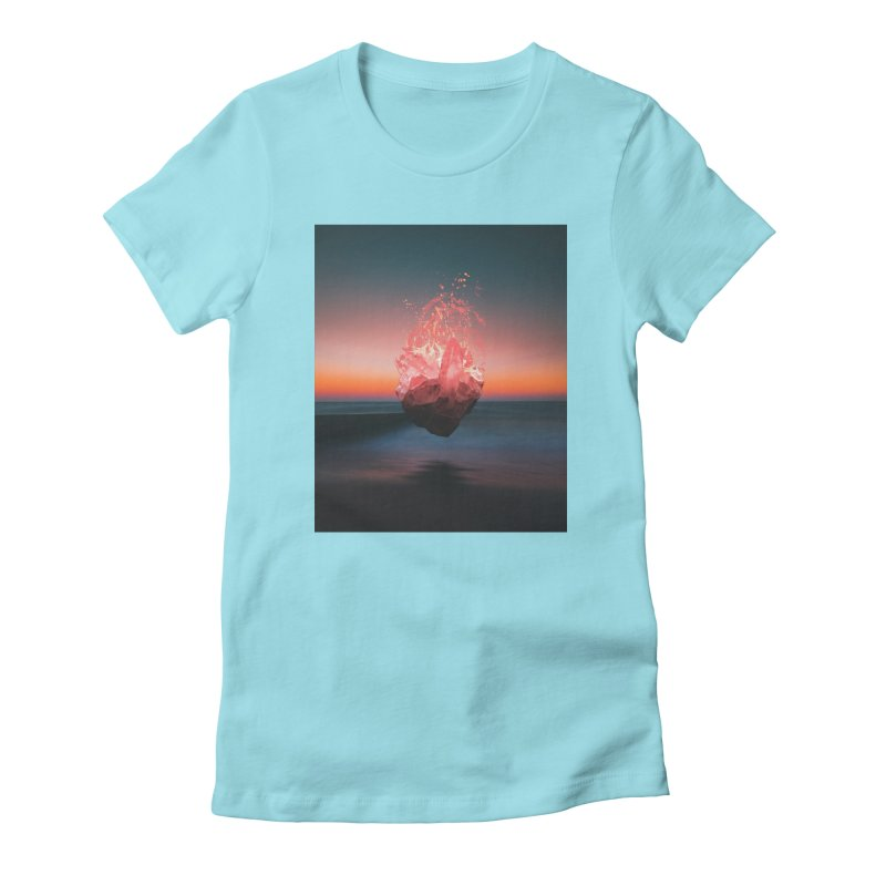 Fabian's Heart Women's T-Shirt by Lumi