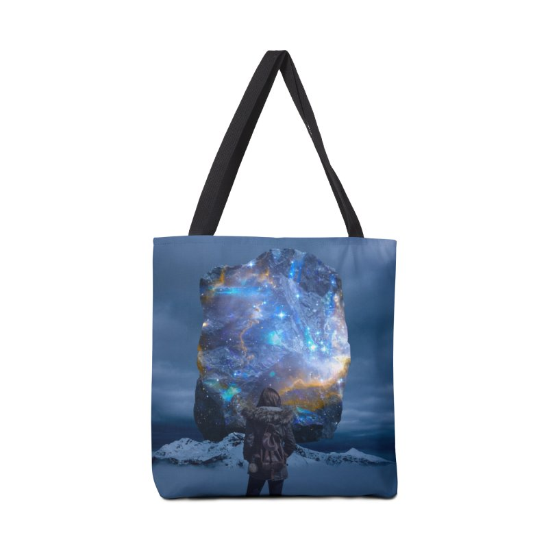 Cosmic Portal Accessories Bag by Lumi