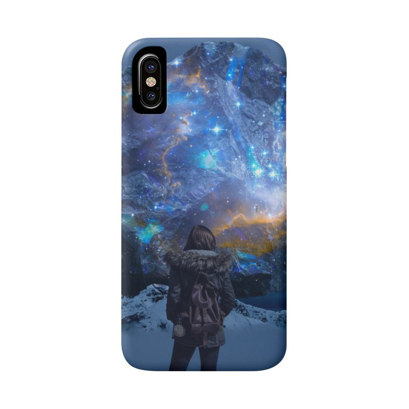 Cosmic Portal Accessories Phone Case by Lumi
