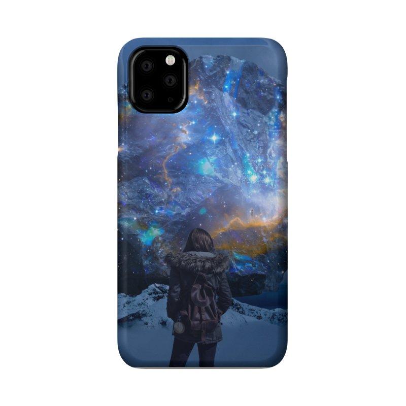 Cosmic Portal Accessories Phone Case by Lumi