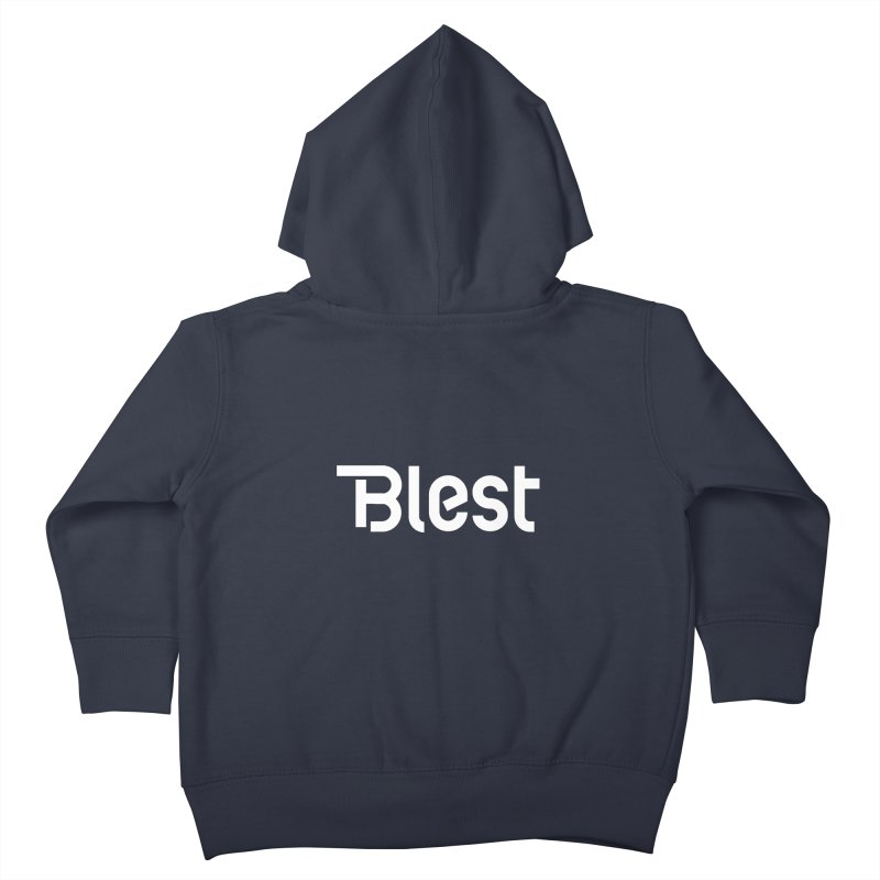 Blest Kids Toddler Zip-Up Hoody by Lumi