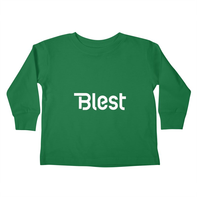 Blest Kids Toddler Longsleeve T-Shirt by Lumi