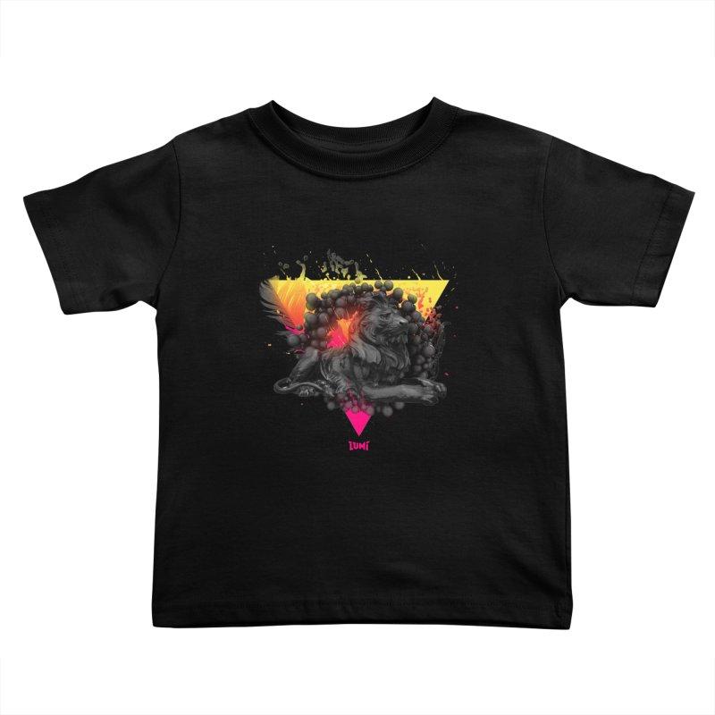 Fierce Kids Toddler T-Shirt by Lumi