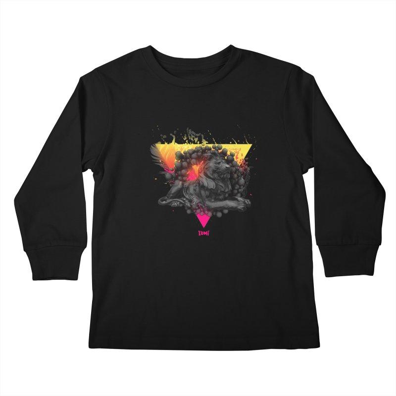 Fierce Kids Longsleeve T-Shirt by Lumi