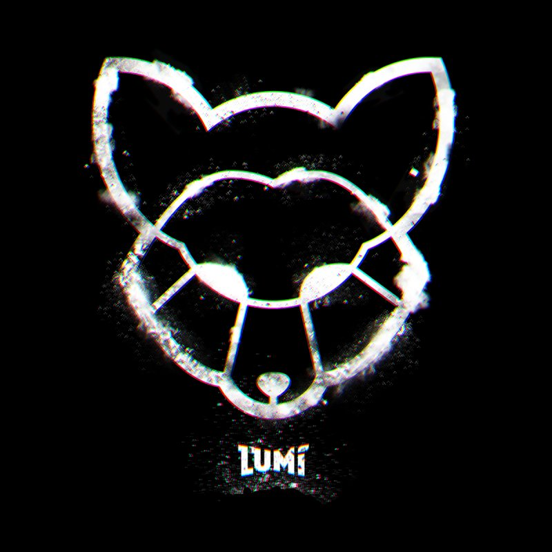 Rei The Fox Kids Longsleeve T-Shirt by Lumi
