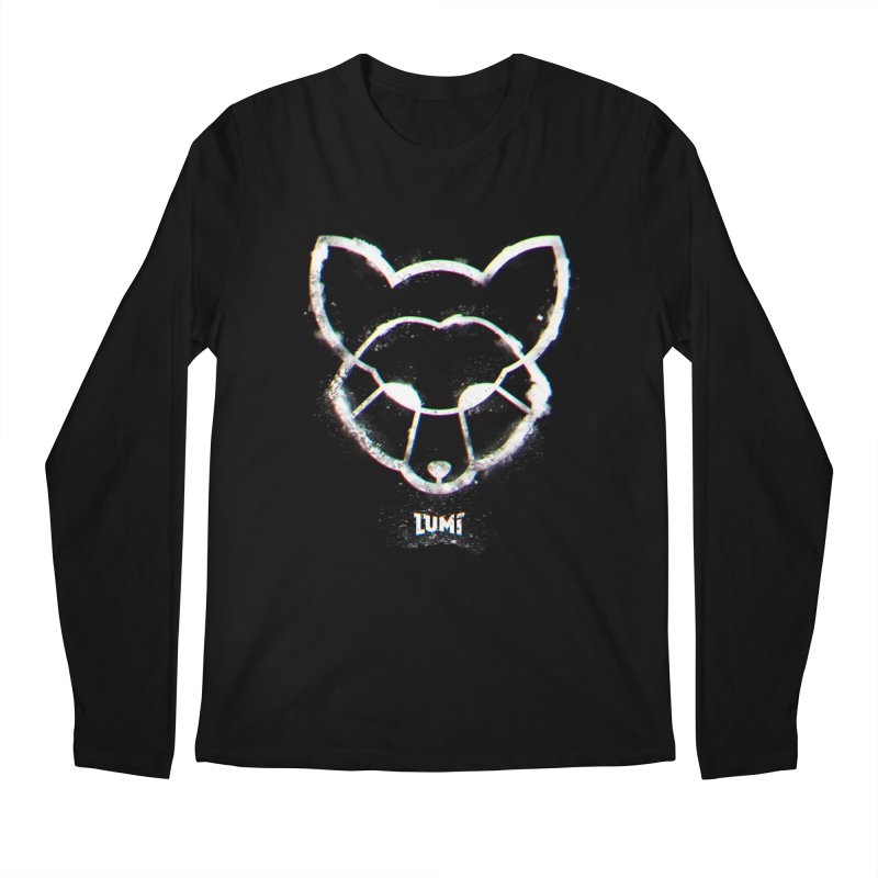 Rei The Fox Men's Regular Longsleeve T-Shirt by Lumi