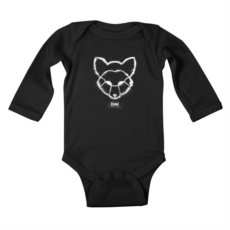 Rei The Fox Kids Baby Longsleeve Bodysuit by Lumi
