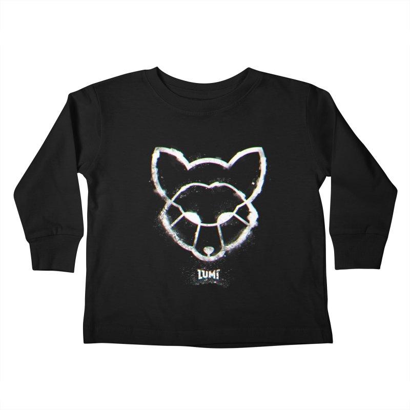 Rei The Fox Kids Toddler Longsleeve T-Shirt by Lumi