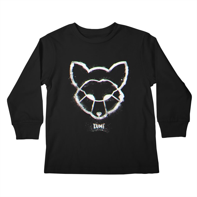 Rei The Fox Kids Longsleeve T-Shirt by Lumi