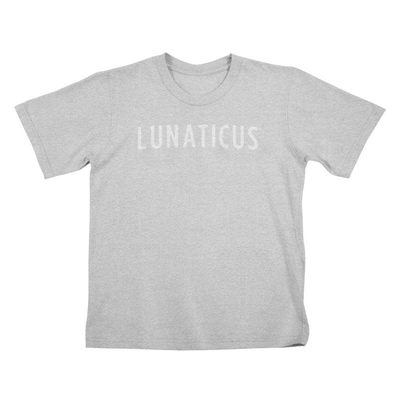 Lunaticus™ Kids T-Shirt by E Pluribus Unum Lunaticus™