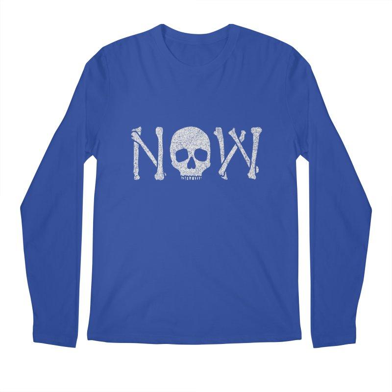 Now Men's Longsleeve T-Shirt by lunchboxbrain's Artist Shop