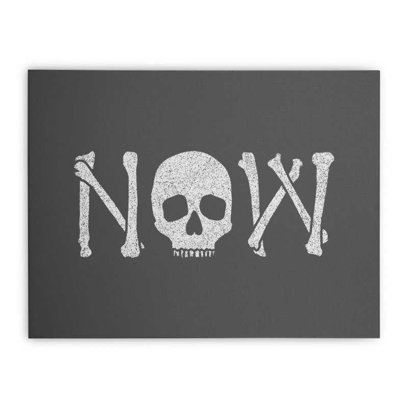 Now Home Stretched Canvas by lunchboxbrain's Artist Shop