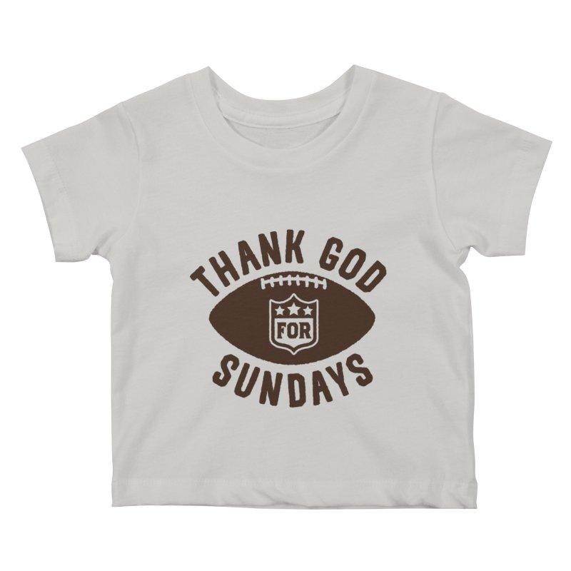 Thank God For Sundays   by lunchboxbrain's Artist Shop