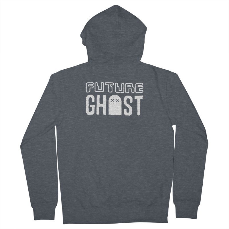 Future Ghost   by lunchboxbrain's Artist Shop