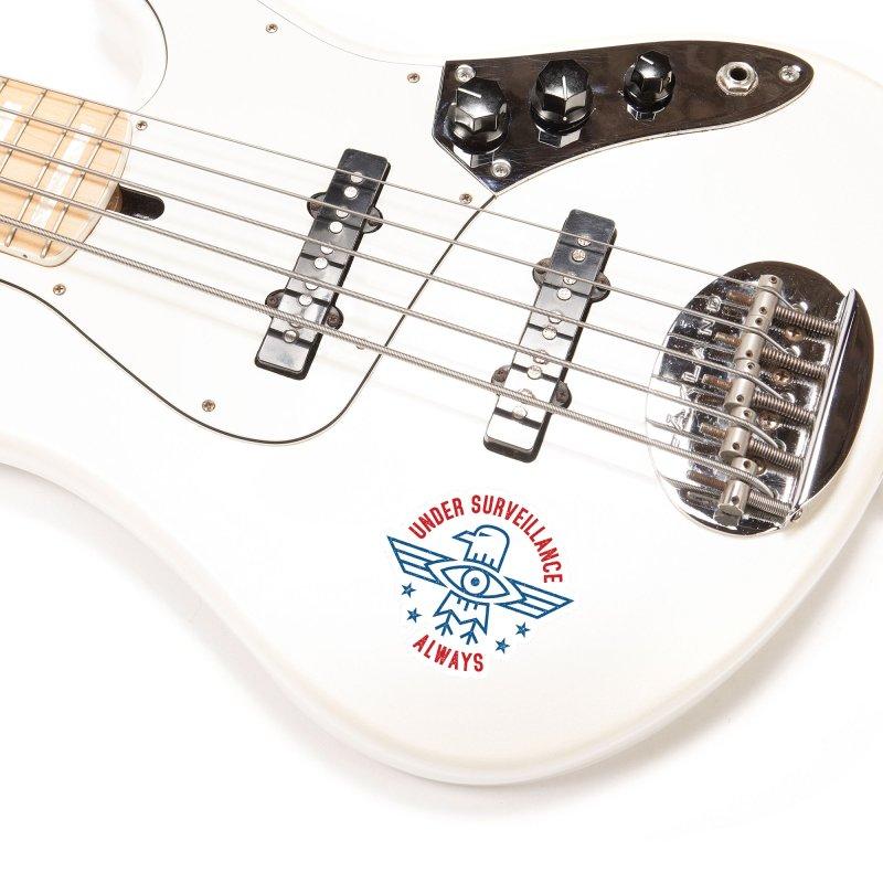 USA Accessories Sticker by lunchboxbrain's Artist Shop