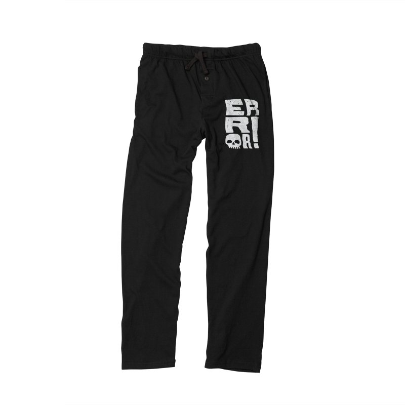 Error! Women's Lounge Pants by lunchboxbrain's Artist Shop