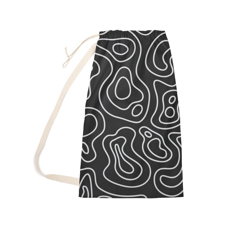 Blobber Accessories Laundry Bag Bag by lunchboxbrain's Artist Shop