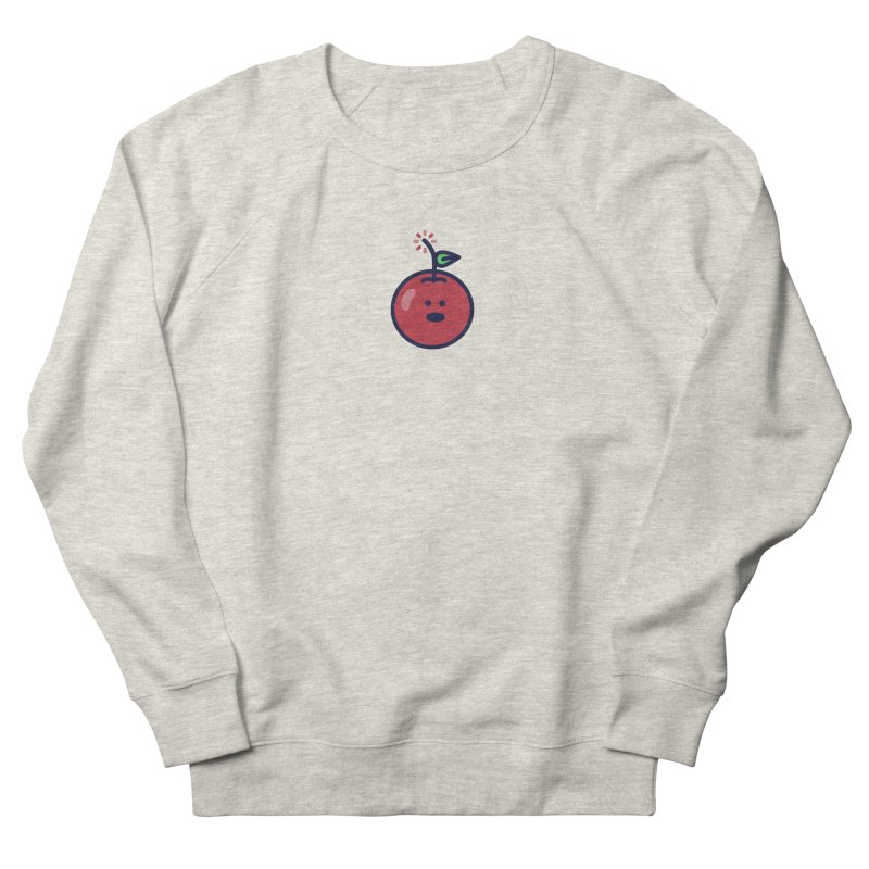 Cherry Bomb Women's Sweatshirt by lunchboxbrain's Artist Shop