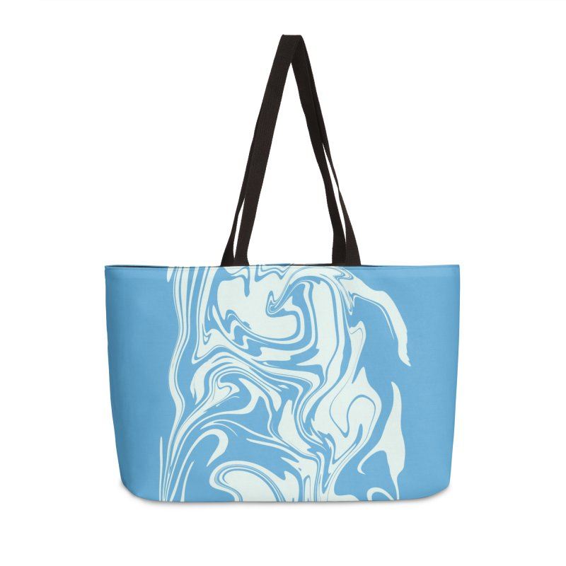 Hudson Swirl Accessories Bag by lunchboxbrain's Artist Shop