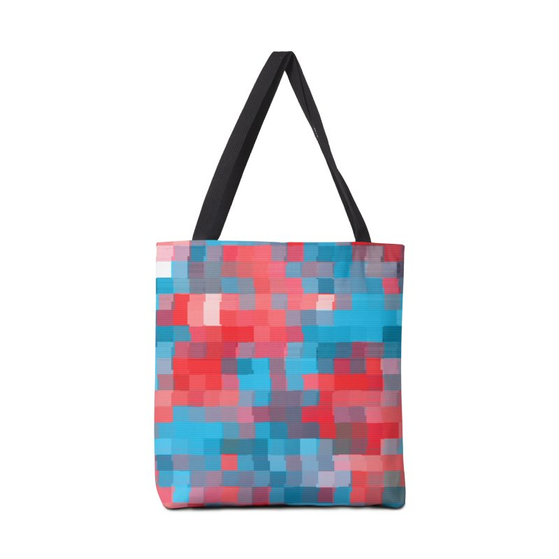 Glitcheru Accessories Bag by lunchboxbrain's Artist Shop