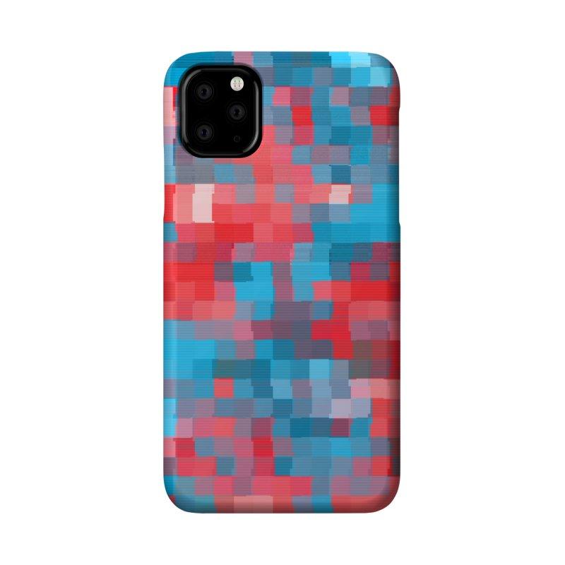 Glitcheru Accessories Phone Case by lunchboxbrain's Artist Shop