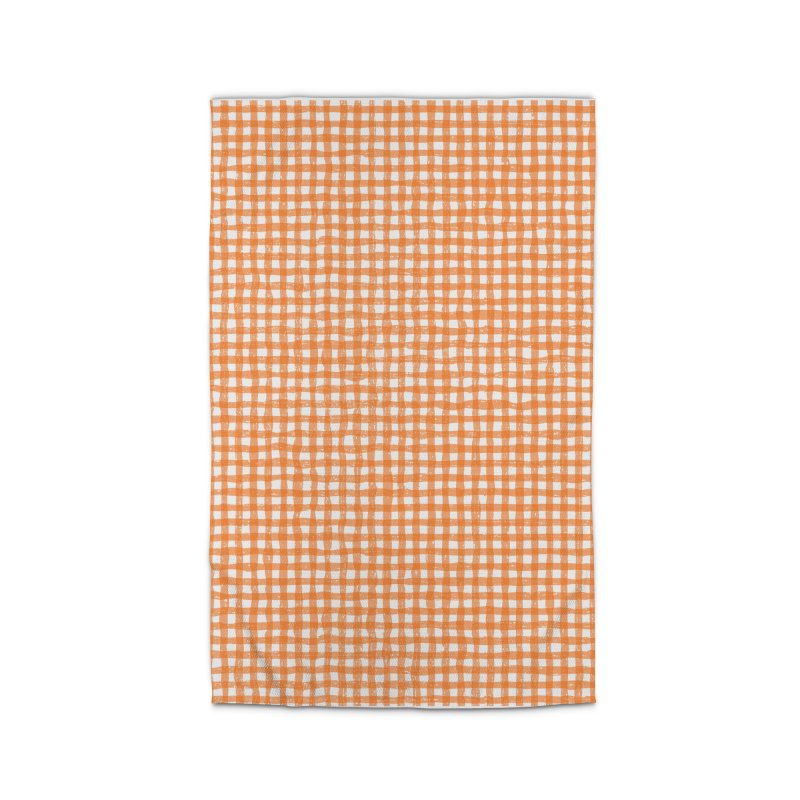 Gingham Patch Home Rug by lunchboxbrain's Artist Shop