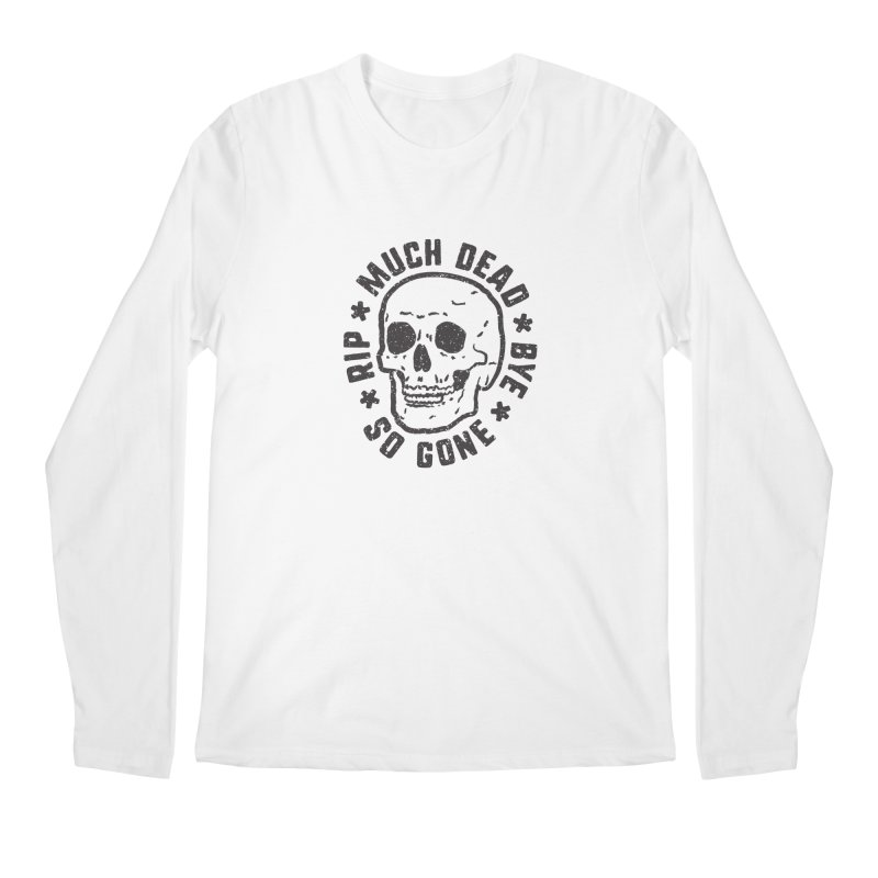 So Gone Men's Regular Longsleeve T-Shirt by lunchboxbrain's Artist Shop