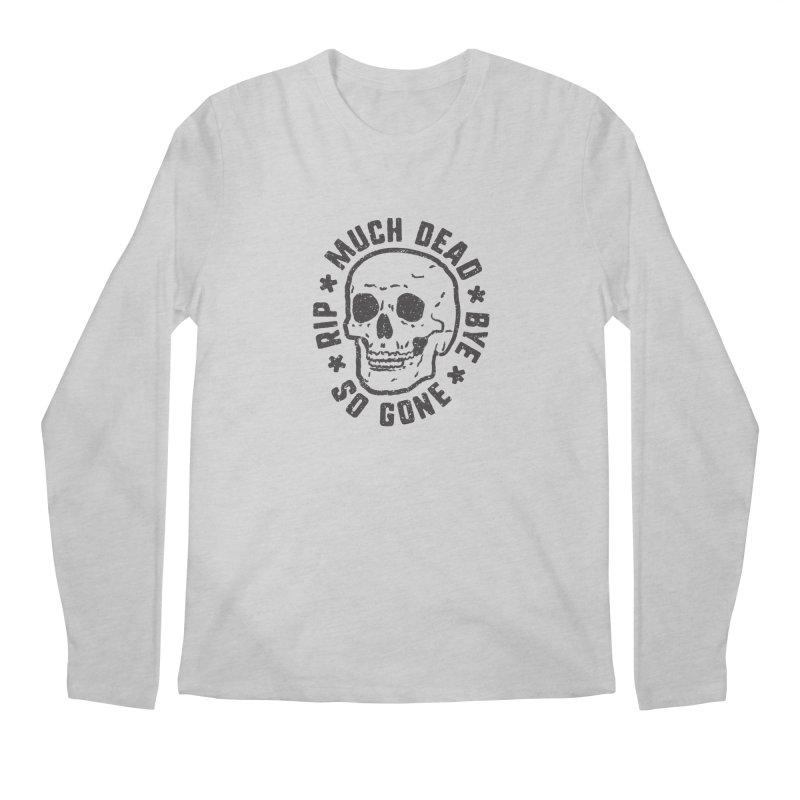 So Gone Men's Regular Longsleeve T-Shirt by lunchboxbrain's Artist Shop