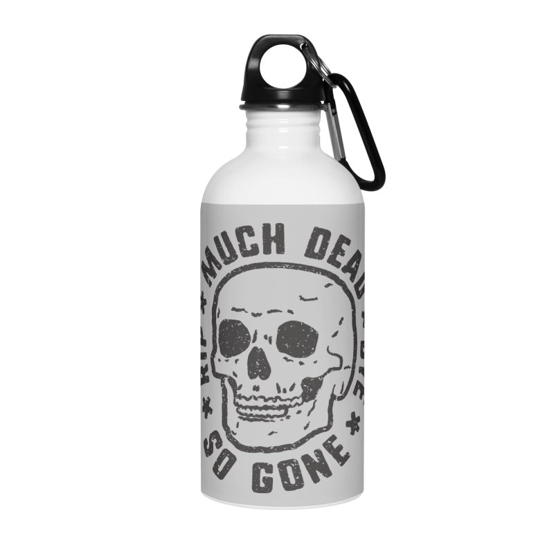 So Gone Accessories Water Bottle by lunchboxbrain's Artist Shop
