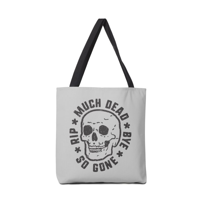 So Gone Accessories Tote Bag Bag by lunchboxbrain's Artist Shop