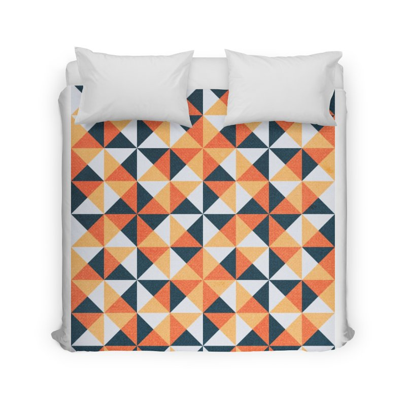 Hollow Harvest Home Duvet by lunchboxbrain's Artist Shop