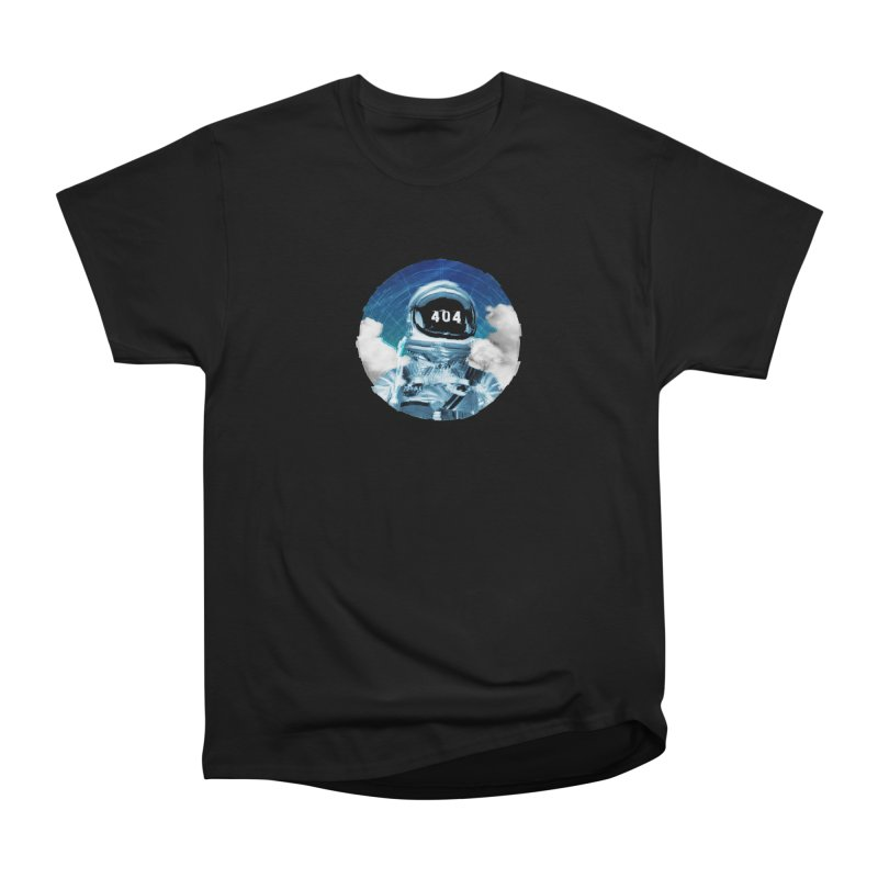 Not Found Men's Heavyweight T-Shirt by lunchboxbrain's Artist Shop