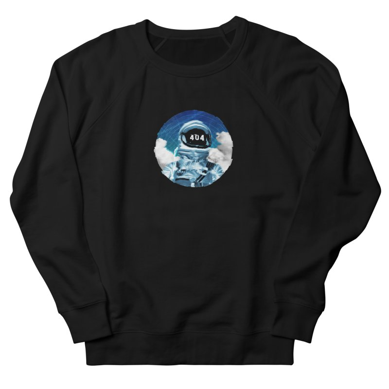 Not Found Men's Sweatshirt by lunchboxbrain's Artist Shop