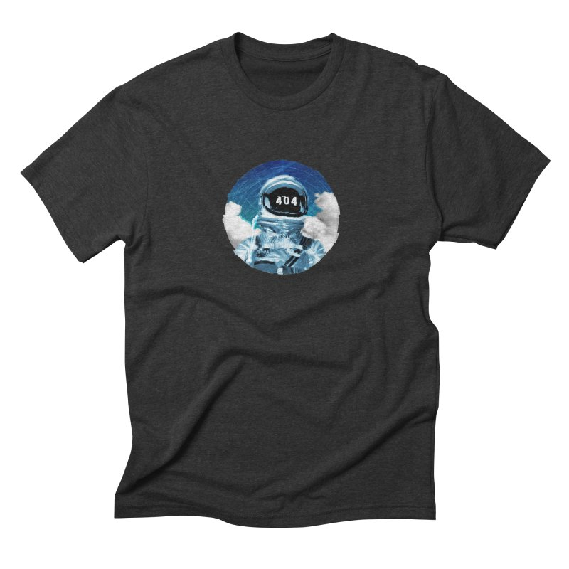 Not Found Men's Triblend T-Shirt by lunchboxbrain's Artist Shop