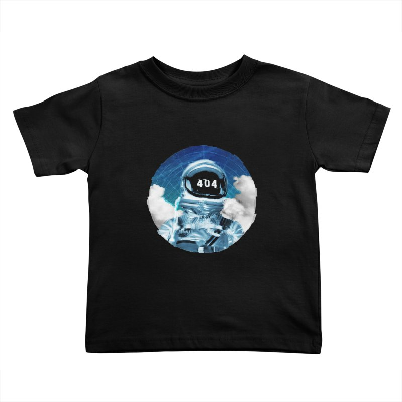 Not Found Kids Toddler T-Shirt by lunchboxbrain's Artist Shop