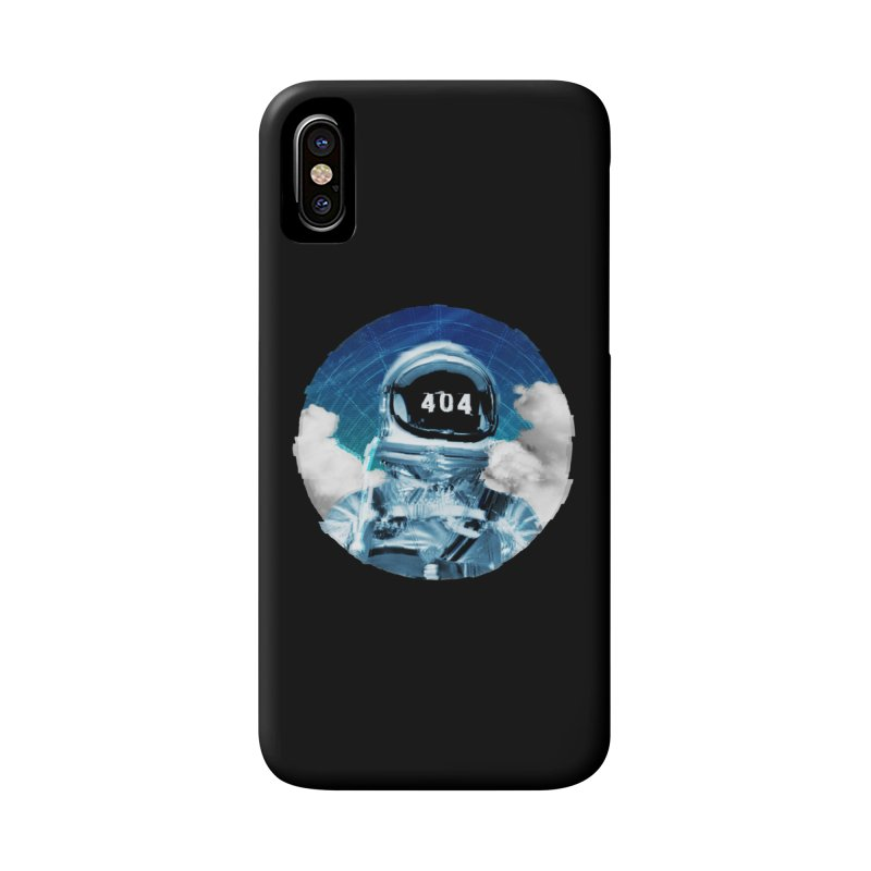 Not Found Accessories Phone Case by lunchboxbrain's Artist Shop