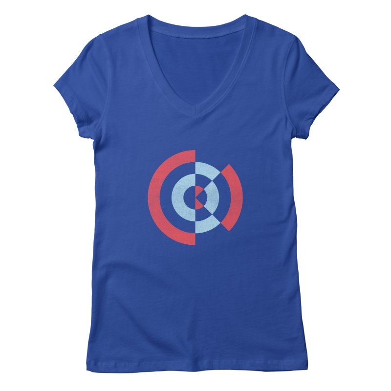 Still OK Women's Regular V-Neck by lunchboxbrain's Artist Shop