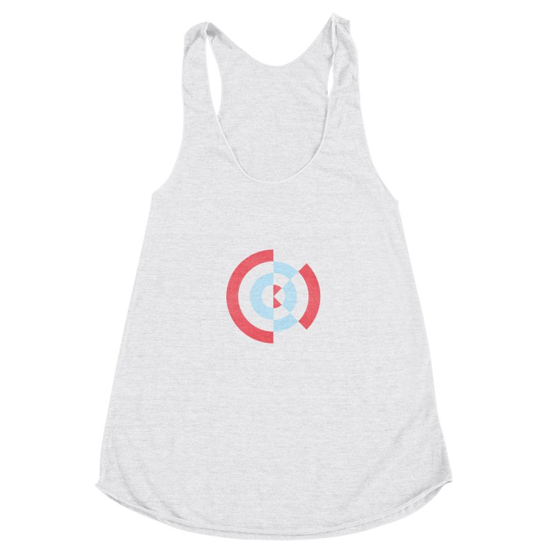 Still OK Women's Racerback Triblend Tank by lunchboxbrain's Artist Shop