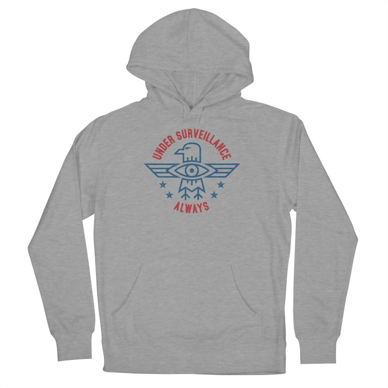 USA Men's Pullover Hoody by lunchboxbrain's Artist Shop