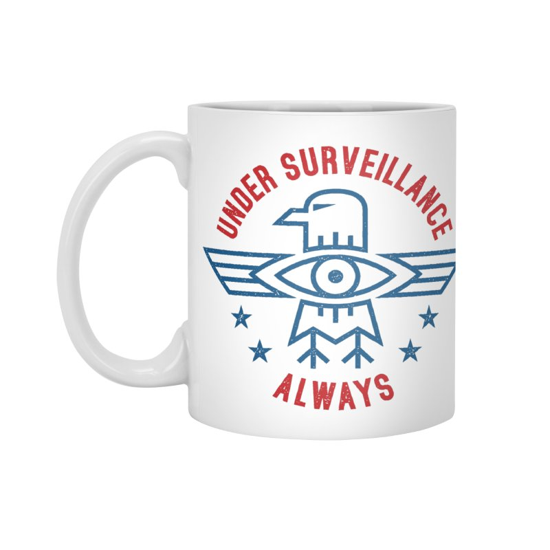 USA Accessories Mug by lunchboxbrain's Artist Shop