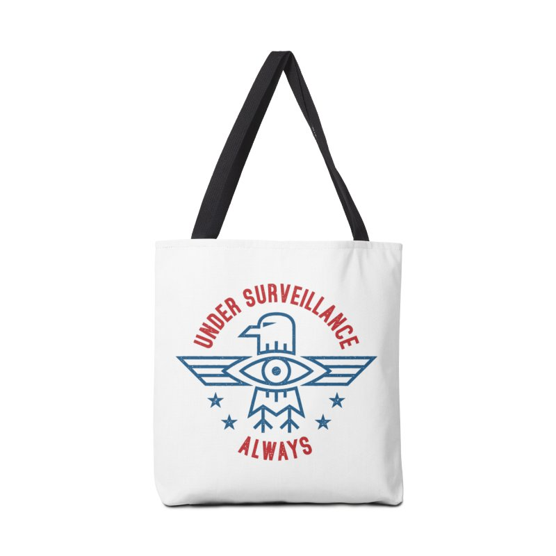 USA Accessories Tote Bag Bag by lunchboxbrain's Artist Shop