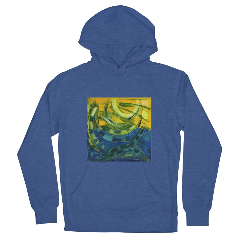 Snail Women's Pullover Hoody by Luskay Art Shop