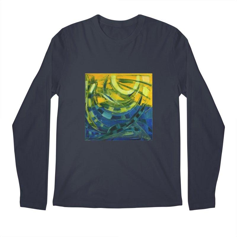 Snail Men's Longsleeve T-Shirt by Luskay Art Shop