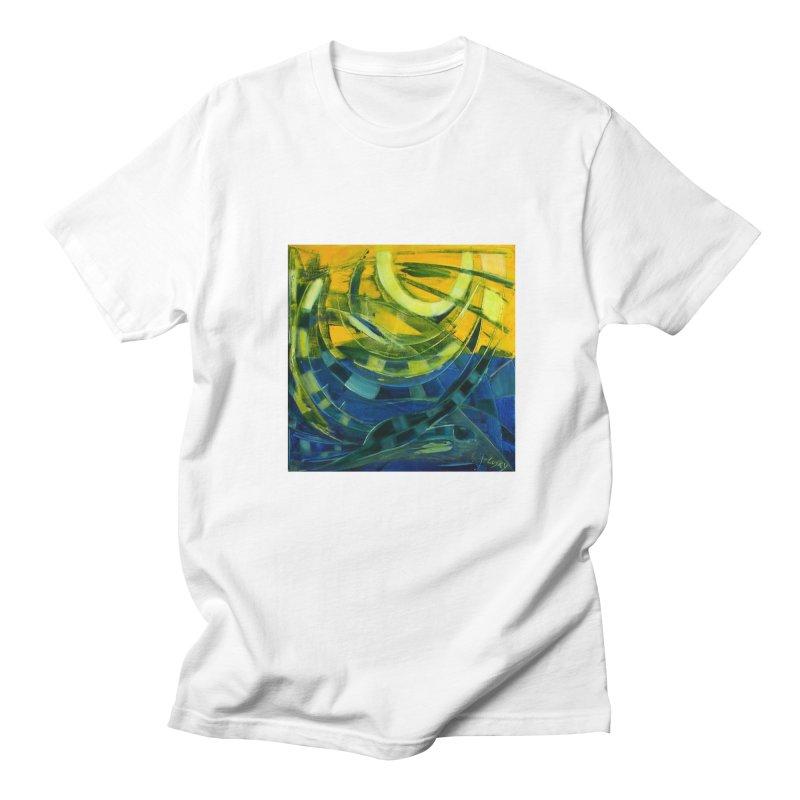 Snail Men's Regular T-Shirt by Luskay Art Shop
