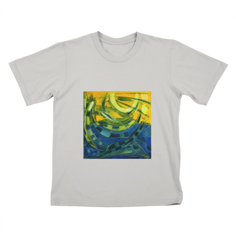Snail Kids T-shirt by Luskay Art Shop
