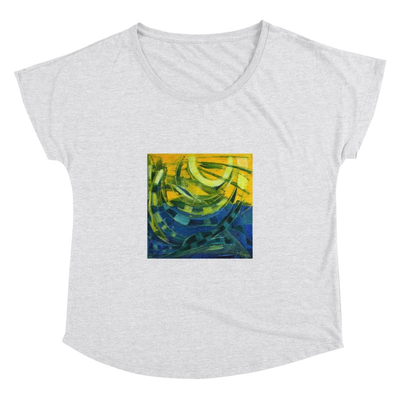 Snail Women's Dolman by Luskay Art Shop