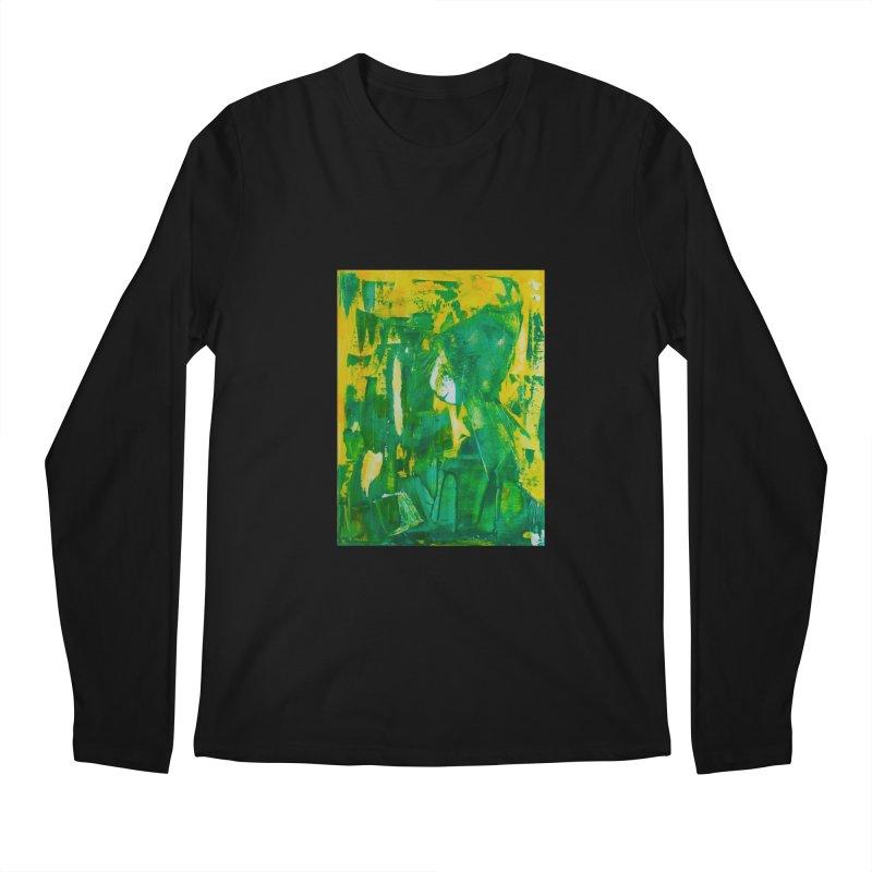Lady Elf Men's Longsleeve T-Shirt by Luskay Art Shop