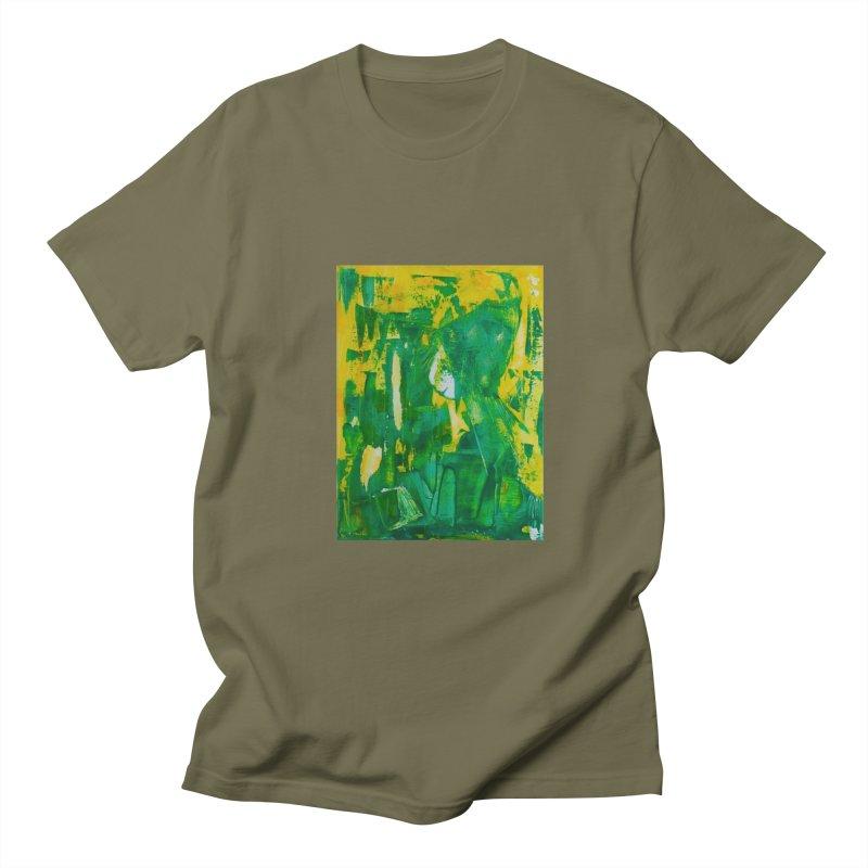 Lady Elf Men's T-Shirt by Luskay Art Shop