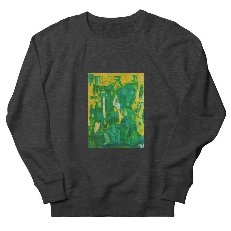 Lady Elf Women's French Terry Sweatshirt by Luskay Art Shop